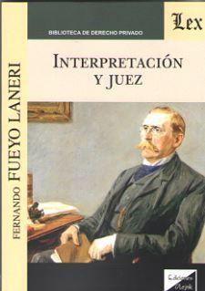 INTERPRETACION Y JUEZ