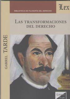LAS TRANSFORMACIONES DEL DERECHO