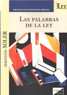 LAS PALABRAS DE LA LEY