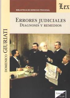 ERRORES JUDICIALES