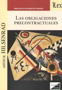 LAS OBLIGACIONES PRECONTRACTUALES