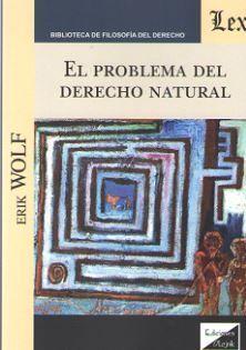 EL PROBLEMA DEL DERECHO NATURAL