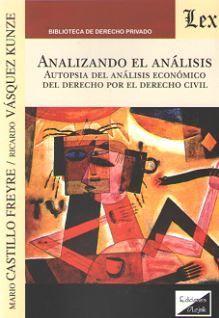 ANALIZANDO EL ANALISIS