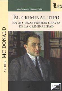 EL CRIMINAL TIPO