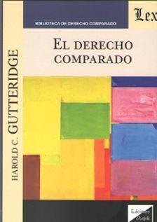EL DERECHO COMPARADO