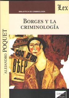 BORGES Y LA CRIMINOLOGIA