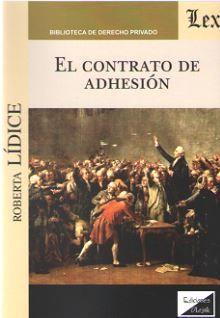EL CONTRATO DE ADHESION