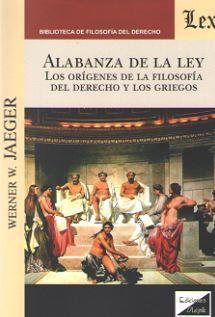 ALABANZA DE LA LEY