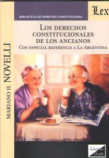 LOS DERECHOS CONSTITUCIONALES DE LOS ANCIANOS