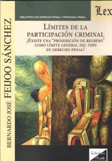 LIMITES DE LA PARTICIPACION CRIMINAL