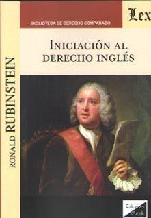 INICIACION AL DERECHO INGLES