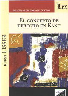 EL CONCEPTO DE DERECHO EN KANT