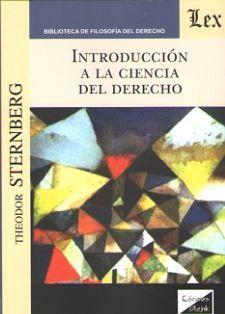 INTRODUCCION A LA CIENCIA DEL DERECHO