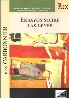 ENSAYOS SOBRE LAS LEYES