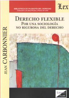DERECHO FLEXIBLE