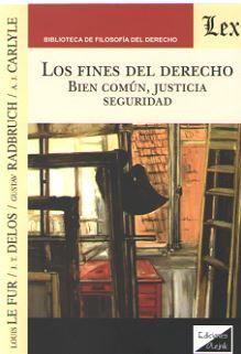 LOS FINES DEL DERECHO