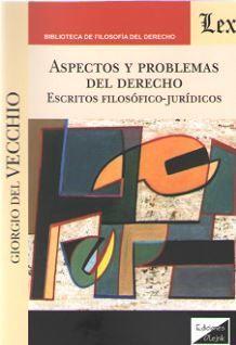 ASPECTOS Y PROBLEMAS DEL DERECHO
