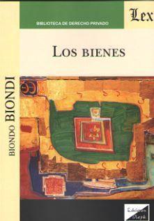 LOS BIENES