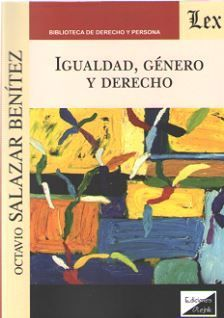 IGUALDAD, GENERO Y DERECHO