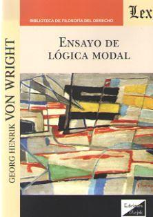 ENSAYO DE LOGICA MODAL