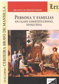 PERSONA Y FAMILIAS