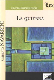 LA QUIEBRA