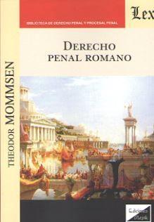 DERECHO PENAL ROMANO