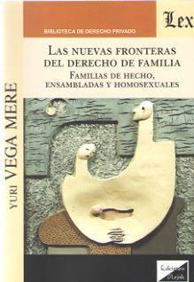 LAS NUEVAS FRONTERAS DEL DERECHO DE FAMILIA