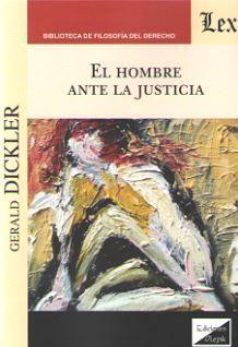EL HOMBRE ANTE LA JUSTICIA