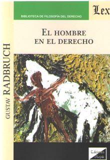 EL HOMBRE EN EL DERECHO