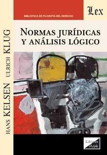 NORMAS JURIDICAS Y ANALISIS LOGICO
