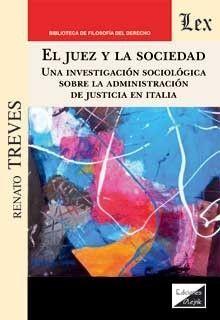 EL JUEZ Y LA SOCIEDAD