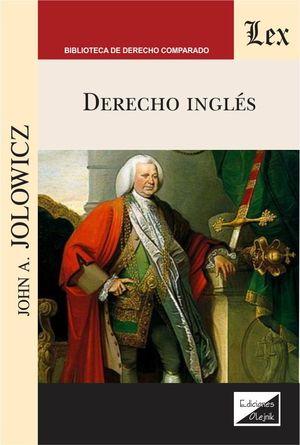 DERECHO INGLES