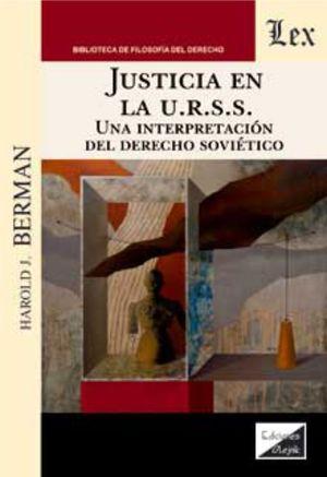 JUSTICIA EN LA U.R.S.S.
