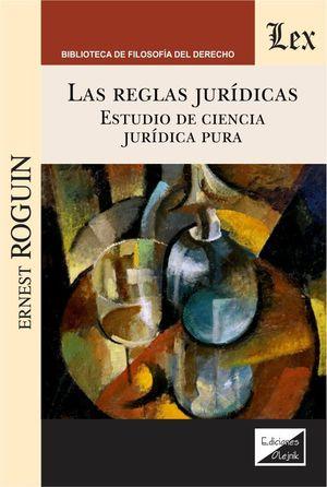 LAS REGLAS JURIDICAS