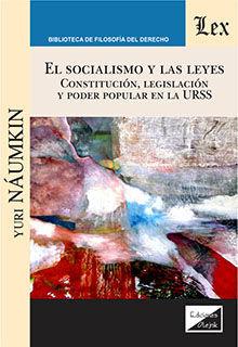 EL SOCIALISMO Y LAS LEYES