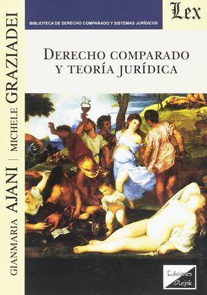 DERECHO COMPARADO Y TEORIA JURIDICA