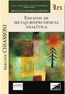 ENSAYOS DE METAJURISPRUDENCIA ANALITICA