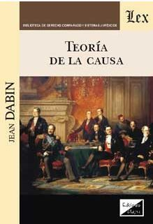 TEORIA DE LA CAUSA