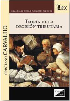 TEORIA DE LA DECISION TRIBUTARIA