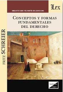 CONCEPTOS Y FORMAS FUNDAMENTALES DEL DERECHO