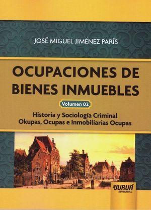 OCUPACIONES DE BIENES INMUEBLES VOLUMEN 02.