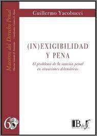 (IN)EXIGIBILIDAD Y PENA